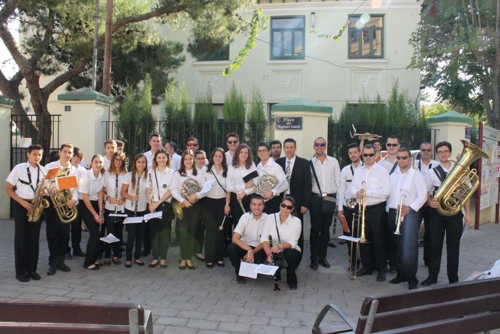 Banda Sinfónica 9 d'octubre 2015