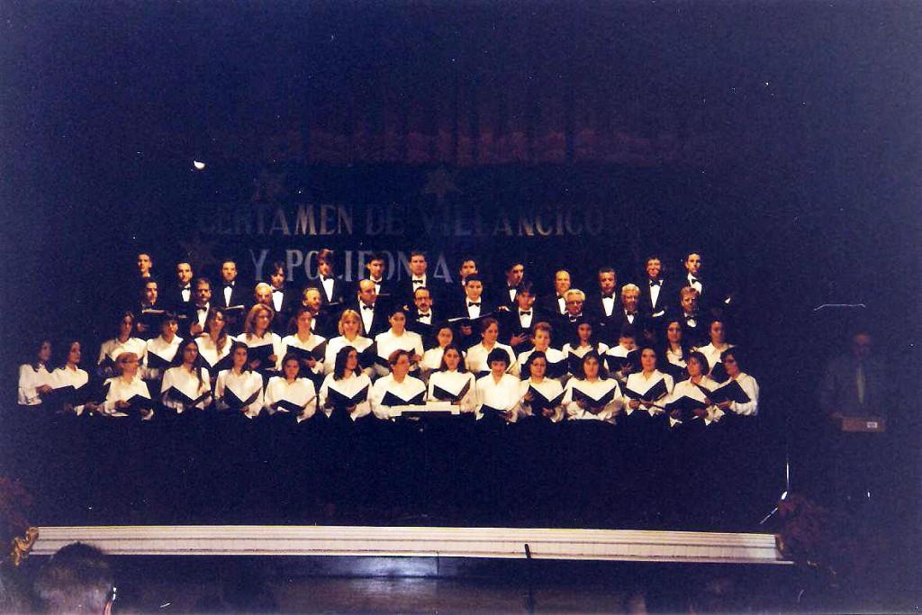 14 foto coro