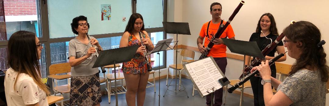 Fagots y oboes